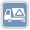 Residential BiWeekly Curbside Pickup Schedule icon