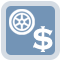 Traffic Tickets Payment icon